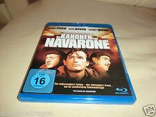 Die Kanonen von Navarone (Blu-ray) mit Anthony Quinn / David Niven