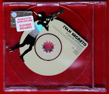 IVAN SEGRETO - Il mercato del broncio - Raro cd singolo 1 track promo 2004
