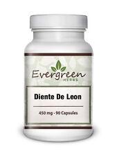 Diente De Leon (Dandelion Leaves) Capsules - 450 mg - 90 Capsules