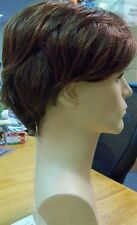 Brown Wig Autumn Glow Revlon Nice Touch #273 New