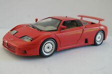 BBURAGO modello di auto 1:18 Bugatti EB 110