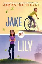 Jake and Lily by Jerry Spinelli Paperback