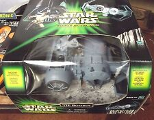 Star Wars Power of the JEDI POTF Set MIB - TIE BOMBER