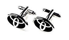 Toyota Cufflinks - Cars - Groomsmen Gift - Men's Jewelry - Gift Box