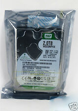 "WD Green 2.5"" SATA 2TB 8MB Cache 6.0Gb/s 15mm Hard Disk Drive WD20NPVX for PC"
