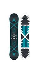 New 2015 Nitro Fate Zero Womens Snowboard 147 cm