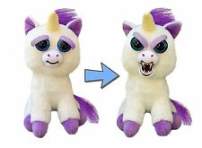 Feisty Pets Glenda Glitterpoop Unicorn Plush by William Mark Corp