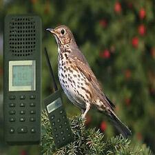 HUNTING BIRD CALLER +++ ULTRASONIC SPEAKER 3 POSITIONS +++ Special Songs Thrush