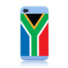 SOUTH AFRICAN / SOUTH AFRICA FLAG iPHONE CASE COVER STICKER FITS ON 3G, 4S AND 5