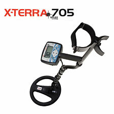 MINELAB X-TERRA 705 METAL DETECTOR DIRECT FROM UK DISTRIBUTOR