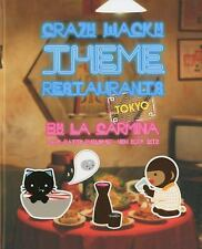 Crazy, Wacky Theme Restaurants, Equipment, General, Art, Hardcover, Printed Book