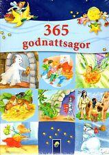 Buch 365 Godnattsagor, Gute Nacht Geschichten auf SCHWEDISCH, NEU