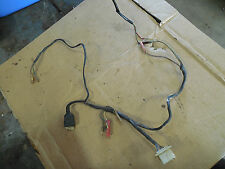honda z50 main wiring wire harness loom wires 1969 1970 1971 1972