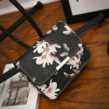 Fashion Women Hobo PU Leather Shoulder Bag Messenger Purse Satchel Tote Handbag
