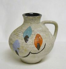 Carstens W German Atomic Modernist Pottery Vase