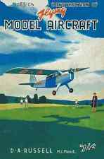 MODELLISMO AEREO Design Construction Model Aircraft 1940 1a Ed Amplia Russel DVD
