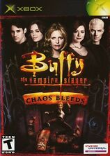 Buffy the Vampire Slayer: Chaos Bleeds - Original Xbox Game