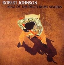 Robert Johnson Complete Recordings 2 LP set - SEALED NEW! 180g King of the Delta