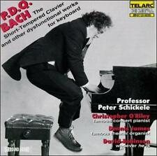 P.D.Q. Bach: The Short-Tempered Clavier, New Music