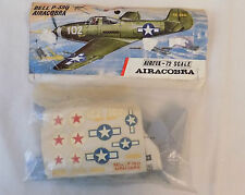 Airfix Bell P-39Q Airacobra kit unmade 1/72 scale model kit