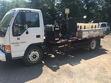 Harben Sewer Jetter Truck Mounted  25GPM 4000PSI