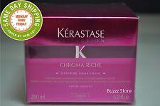 Kerastase Reflection Chroma Riche Treatment Masque Mask 6.8 oz / 200 ml SEALED