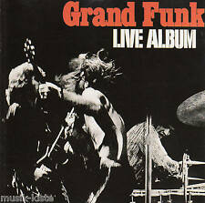 GRAND FUNK RAILROAD - Live Album ★ CD
