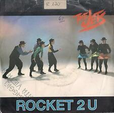 DISCO 45 Giri  The Jets – Rocket 2 U / Our Only Chance