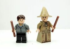 LEGO Harry Potter 4867 Professor Sprout and Neville Lot of 2x Minifigures NEW