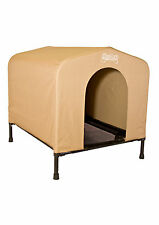 Dog Kennel Medium DogDen has a HoundHouse mat
