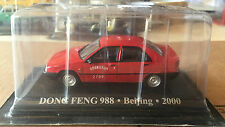 "DIE CAST "" DONG FENG 988 - BEIJING - 2000 "" 1/43 TAXI SCALA 1/43"