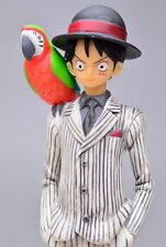 One Piece Anime Super Styling Suit & Dress Style 1 Figure Luffy