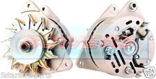 NEW ALTERNATOR 12V 75 AMPS LUCAS A127 STYLE JCB/MASSEY FERGUSON/PINTO RIGHT HAND