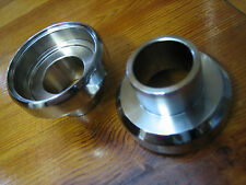 Headstock Steering Neck Bearing Cups for Harley type Bobber Chopper Trike