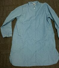 Ladies Alexandra workwear blue colour nurse dress