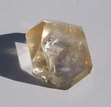 Clear Crystal Quartz Pyramid with Inclusions, highly energetic #1