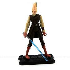 Star Wars 2010 Clone Wars Animated CW  Ki-Adi-Mundi loose Action Figure SF37