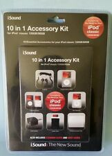 10 in 1 accessory kit for ipod classic 120gb 80gb NIB