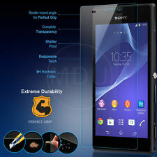 Anti-Scratch Tempered Glass Screen Guard Protector For Sony Xperia Z2 (D6503)