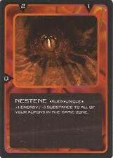 """Doctor Who MMG CCG - Character """"Nestene"""" Card"""