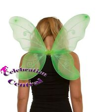 FAIRY BUTTERFLY TINKERBELL WINGS PINK GREEN LILAC