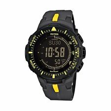 New Casio Pathfinder Pro Trek PRG-300-1A9 Triple Sensor Watch 1-Year Warranty