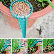 Plastic Seeder Starter Round Dispense  Sower Dial Sowing Tool 1pc Seed Storage