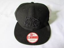 NEW ERA CAP HAT 9FIFTY SNAPBACK RED BULL BRAZIL RACING TEAM BLACK