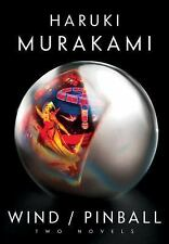 Wind/Pinball: Two novels, Murakami, Haruki, Very Good Book