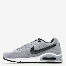 Nike Air Max Command Leather Grey Black White UK Size 7 US 8 EUR 41 749760 012