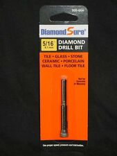 "5/16"" 8.1mm DiamondSure Diamond Hole Saw Bit Tile Glass Stone Ceramic Grani"