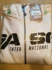 GASP 1.2LB HOODIE WHITE SIZE M *AUTHENTIC* *BRAND NEW WITH TAGS*