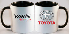 TOYOTA YARIS UNIQUE DESIGN CAR ART MUG GIFT COFFEE TEA CUP