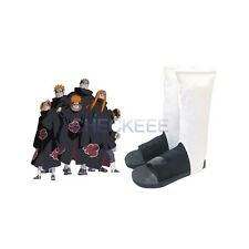 Naruto Akatsuki Shoes Anime accessories